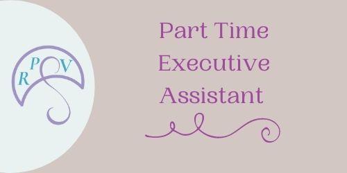 Part Time Executive Assistant
