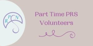 Recovery Program Solutions of Virginia (RPSV) Part Time PRS Volunteers Wanted!